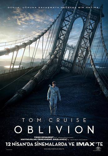 Oblivion filminden kareler