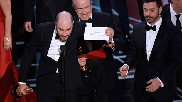 Oscar Ödülleri 2017 sahiplerini buldu İşte kazananlar