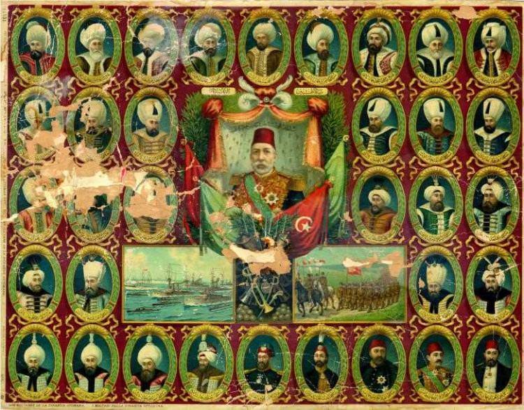 Osmanlı padişahlarının dünyayı titreten sözleri