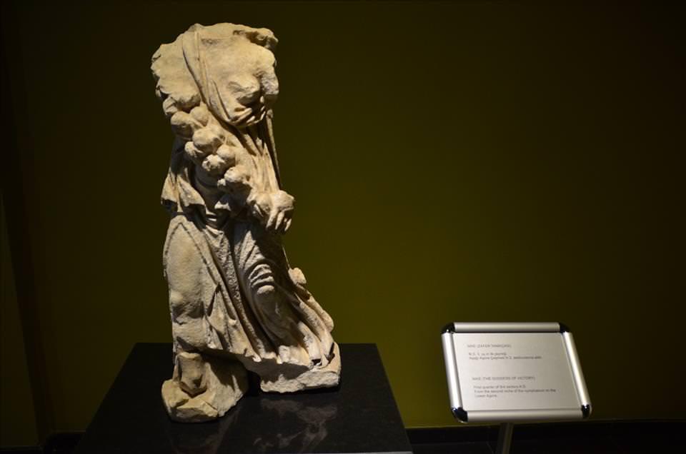 Sagalassos'un kalıntıları
