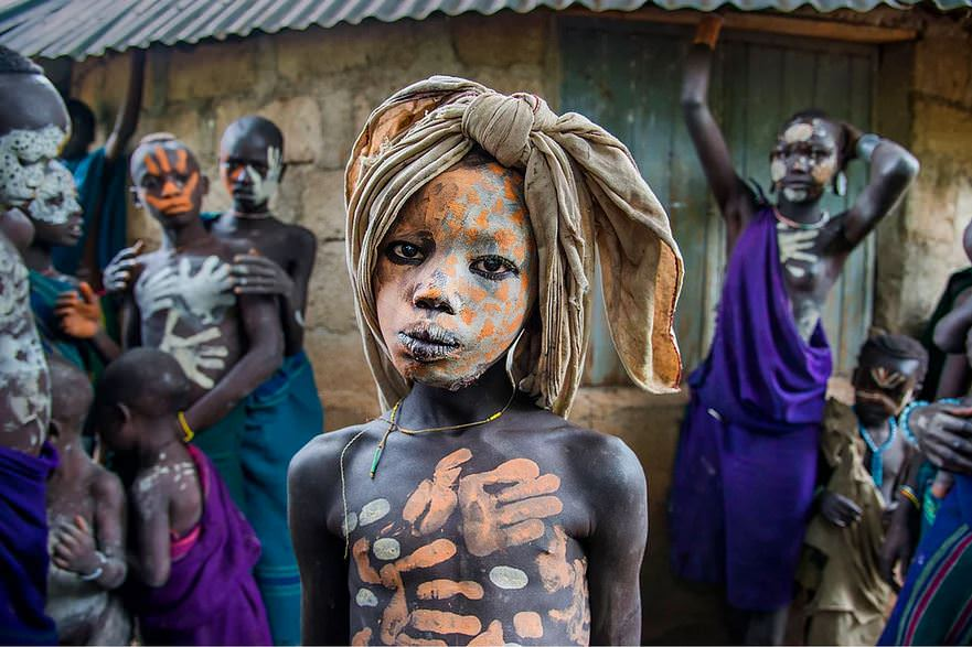 Steve McCurry' nin kadrajına yansıyan muhteşem kareler