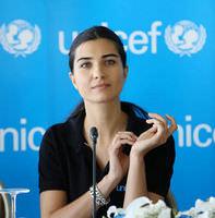 """Tuba Büyüküstün UNICEF tarafından """"İyi Niyet Elçisi"""" seçildi"""