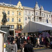 Zagreb'de kahve ve çikolata festivali