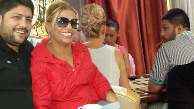 Ali Küçükbalçık sarışın bir kadınla görüntülendi