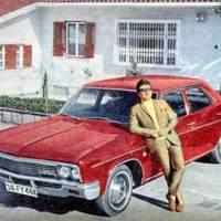 Bir zamanlar ünlülerin arabaları