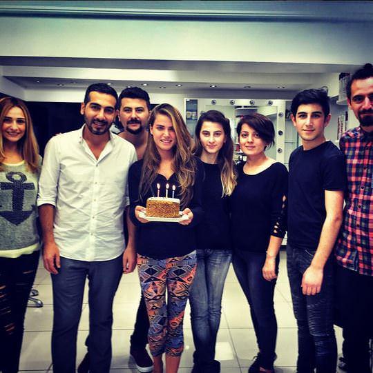 Ceyda Ateş doğum gününü kutladı!