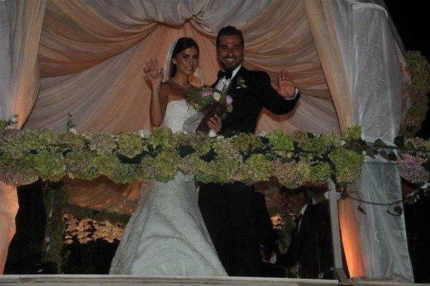 Engin Altan D�zyatan Nesli�ah Alko�lar evlendi