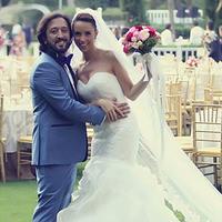 Fettah Can ile Cansu Kurt�u evlendi