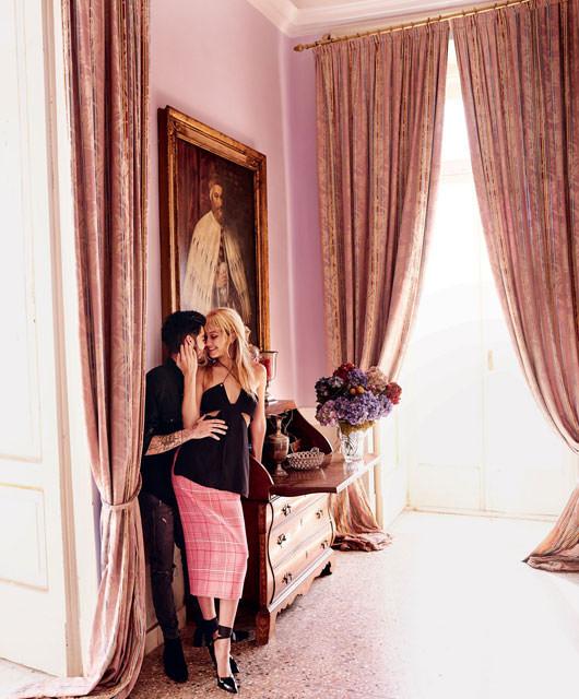 Gigi Hadid ve Zayn Malik aşklarını dünyaya gösterdi