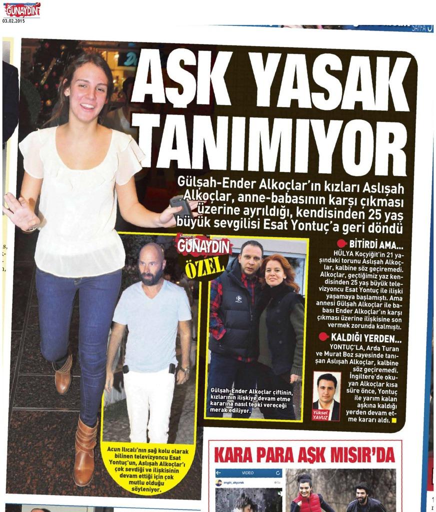 Günün magazin haberleri - 03.02.2015