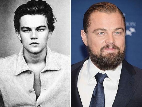Hollywood ünlülerinin dünü ve bugünü
