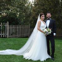 �rem Derici evlendi