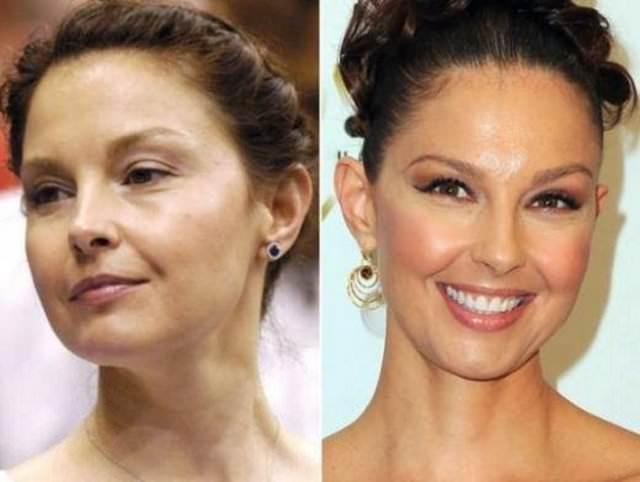 Фото актрис без макияжа россия