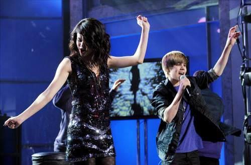 Justin Bieber-Selena Gomez