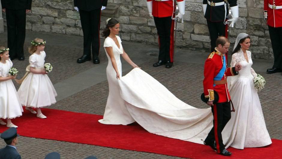 Kate Middleton yerinde olmak istemezdiniz