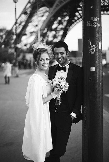 Keremcem ile Seda Güven evlendi