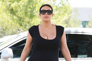 Kim Kardashian'ın kalçasının sırrı ortaya çıktı!