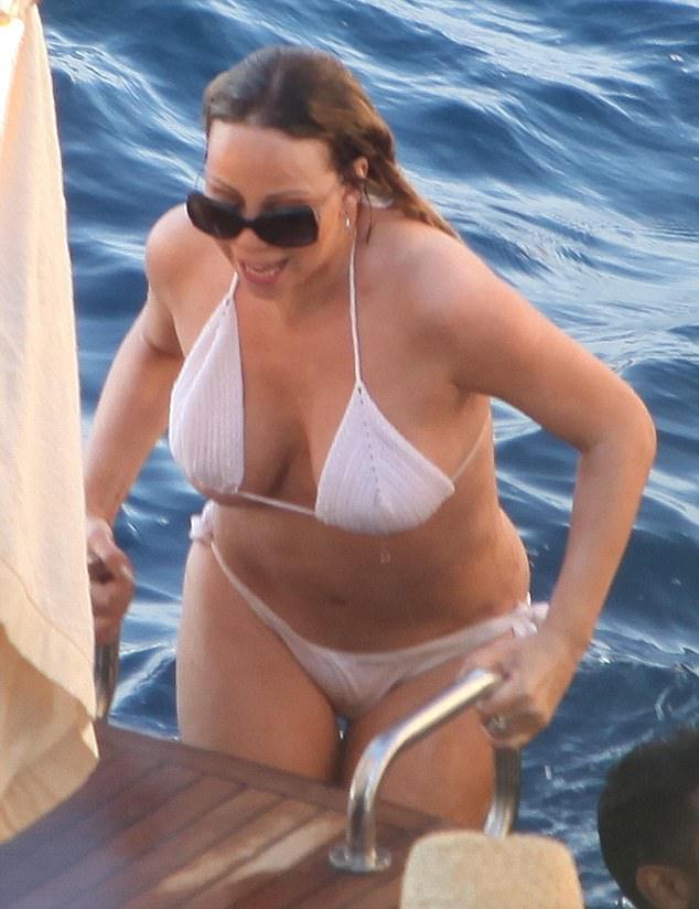 Mariah Carey'nin son hali
