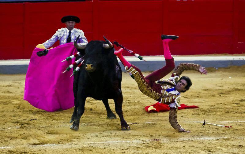 Matadoru kibiri yaktı