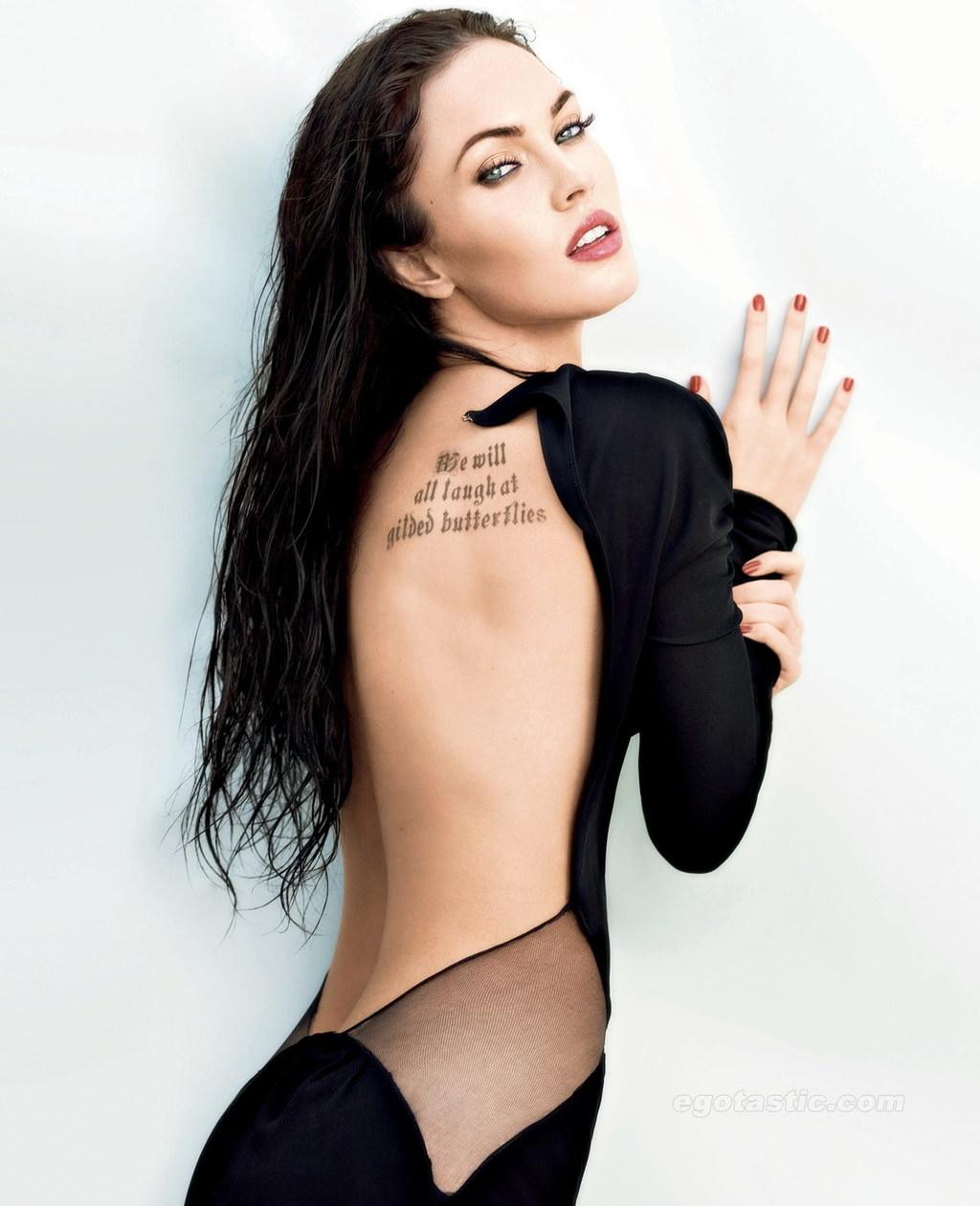 Меган фокс 18 бисексуальна