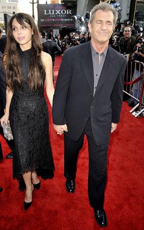 Ünlü aktör Mel Gibson'a 24'lük sevgili!