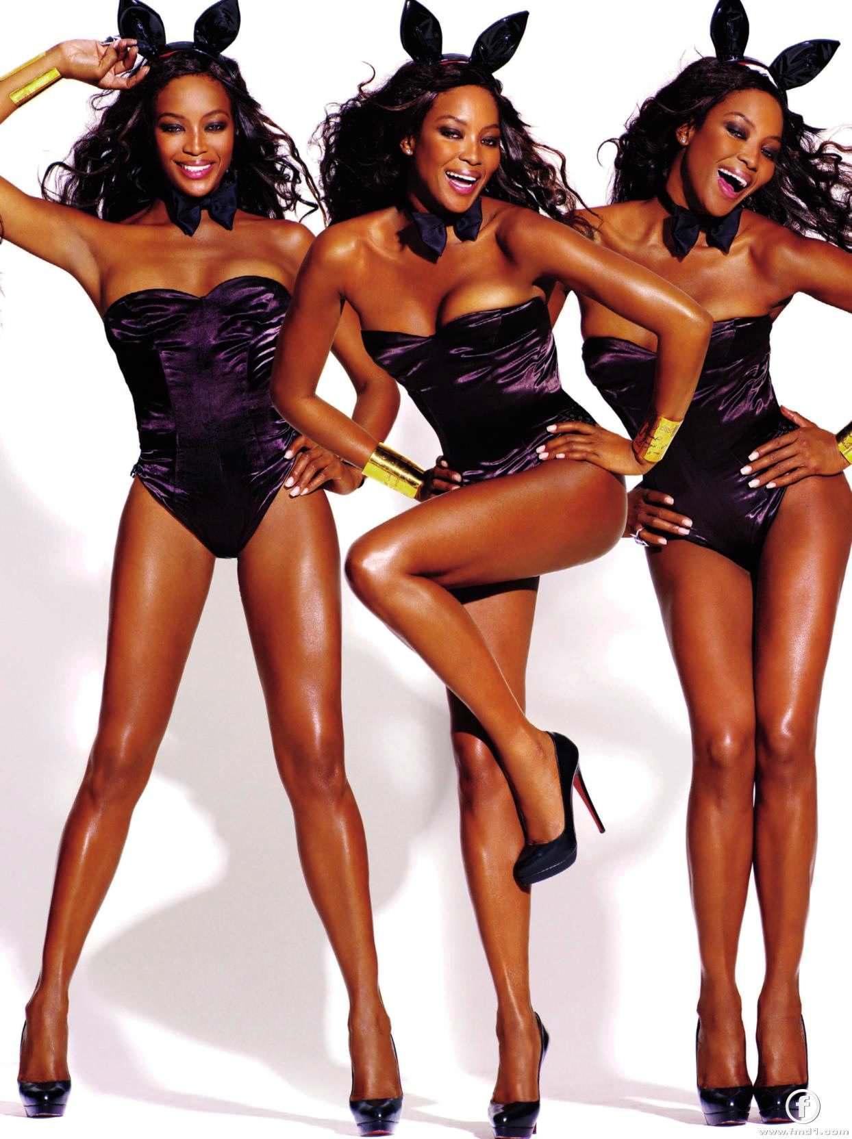 Naomi isyanda: Onlar da model mi!