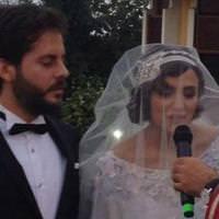 Nehir Erdo�an evlendi