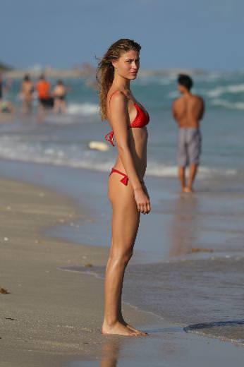 Olga Kent tatildeyken görüntülendi