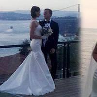 �m�r Arpac� evlendi