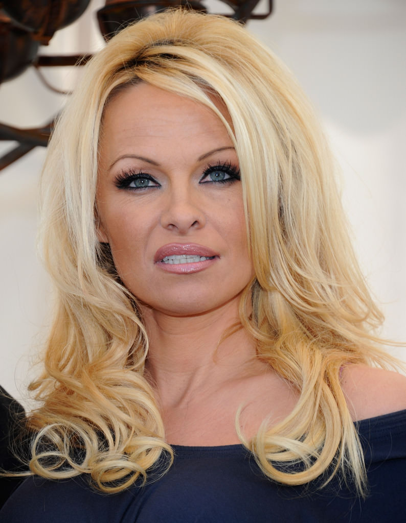 Pamela Anderson itiraf etti