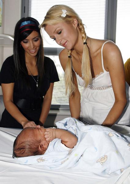Paris Hilton'dan doğum günü sürprizi