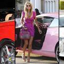 Paris Hilton'un arabalar�