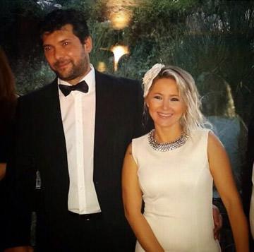 Pınar Aylin evlendi