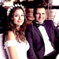 Rafet El Roman ile Ceren Kaplakarslan evlendi