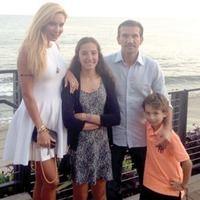 Re�ber ailesinin Kaliforniya seyahati