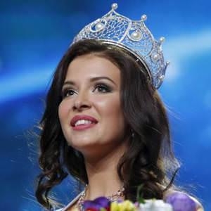 Rusya güzellik kraliçesi Sofia Nikitchuk