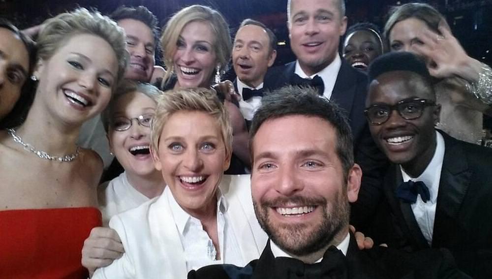 'Selfie' yarışı hız kesmiyor