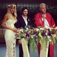 �eyda Co�kun evlendi