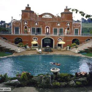 Sophia Loren'in muhteşem villası