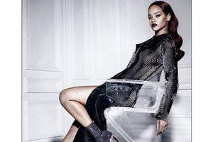 Transparan Rihanna!