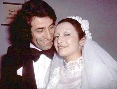 Ünlü isimlerin görülmemiş düğün fotoğrafları