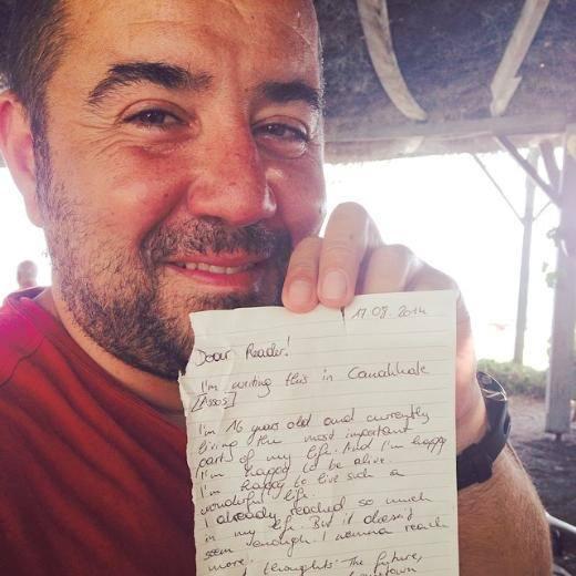 Ünlülerin objektifinden – 18.08.2014