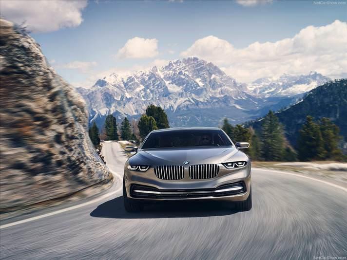 2013 BMW Pininfarina Gran Lusso Coupe