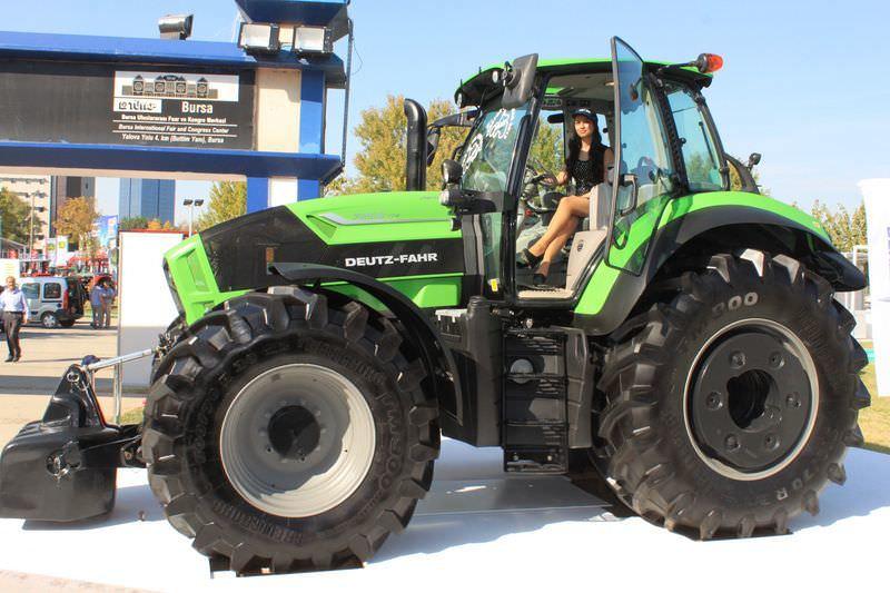 400 bin TL'lik traktör