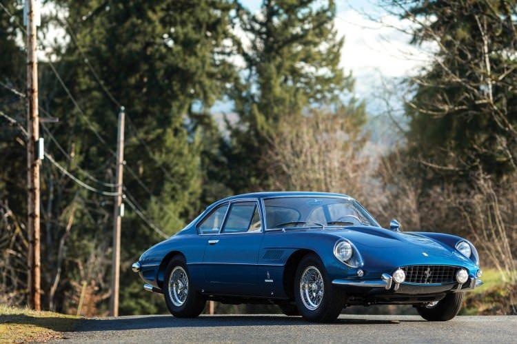 4.4 milyon dolarlık Ferrari