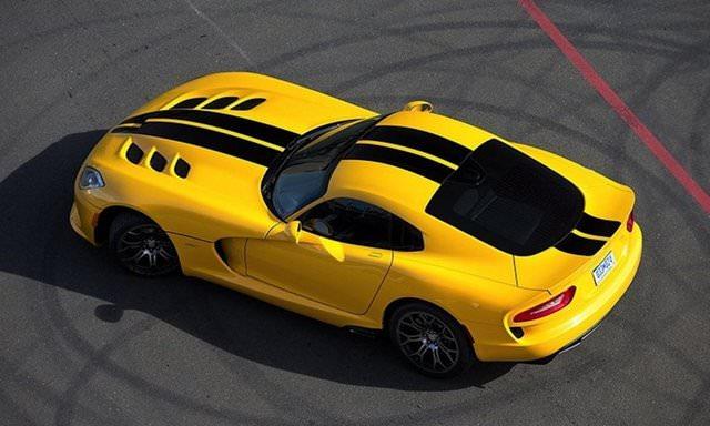 Amerika'nın yeni süper otomobili