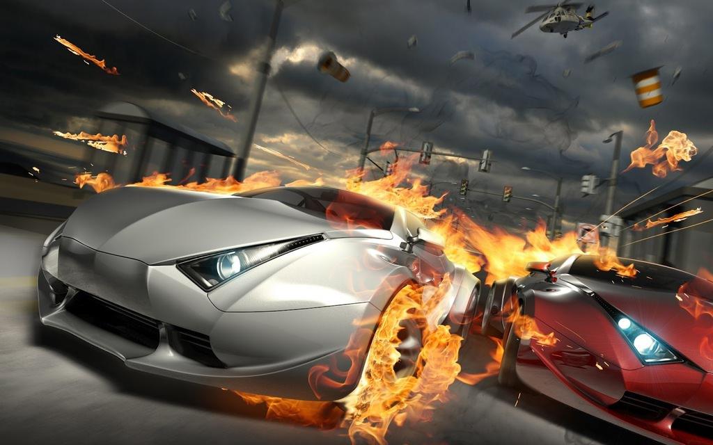 Araba Oyunları Arasından En İyi 5 Oyun