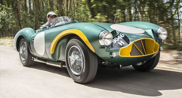 Efsane Aston Martin açık artırmada