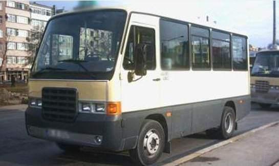 Efsane minibüs böyle değişti!