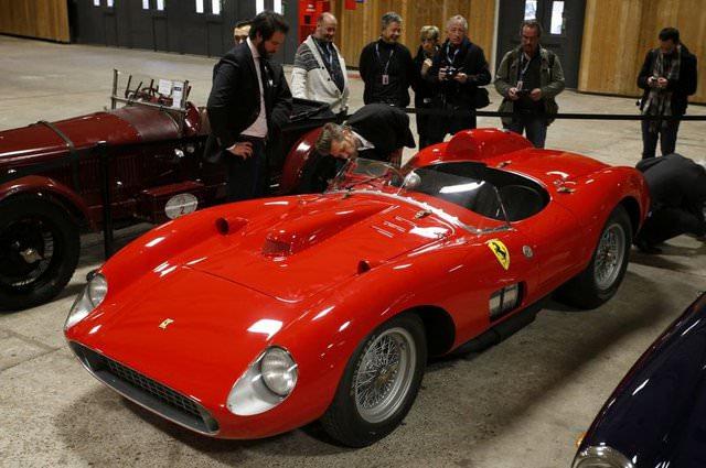 En pahalı ikinci Ferrari!